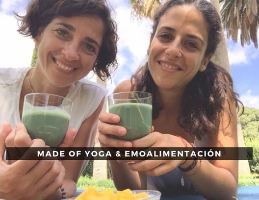 yoga and desayuno